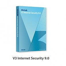 V3 Internet Security 9.0 (1000~2999 사용자)